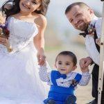 20-year-old wife Ayça özeker, 97 centimeters,