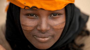 Oromo Ethnic Group Of Ethiopia