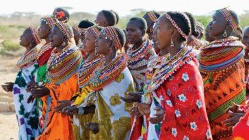 Umoja , Kenyan village where men are banned