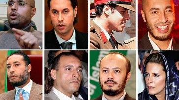 Gaddafi's Children