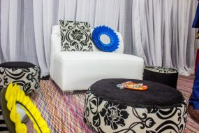 Olamide Babajide, Nigerian Entrepreneur Makes Furniture From Recycled Waste