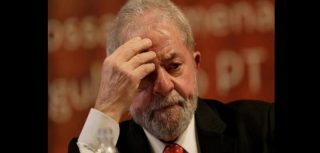 Ex Brazilian President Luiz Inácio Lula Sentenced to 9 Years in Priso