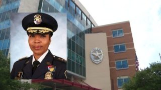 Detroit Deputy Chief, Ulysha Renee Hall,