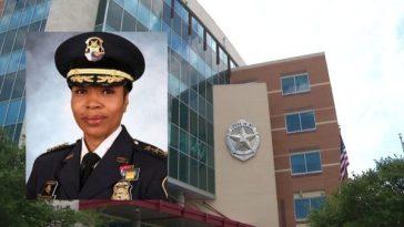 Detroit Deputy Chief, Ulysha Renee Hall,