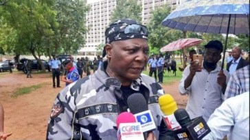Nigeria: Charlyboy's Group To Conduct BringBackDiezani Sit-Out For Diezani's Extradition To Country