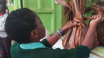 Kenyan Schoolgirl Who Improvised Makeshift Bag Following Tough Plastic Bag Ban, Appointed Environment Ambassador