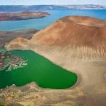 Lake Turkana, the world's largest desert lake
