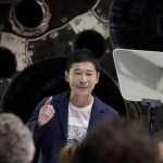 SpaceX's First Private Moon Flight Passenger