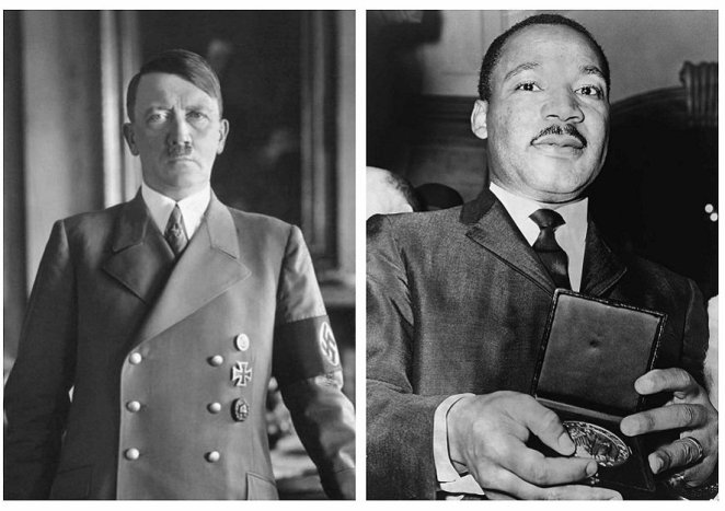 Adolf Hitler New Jersey