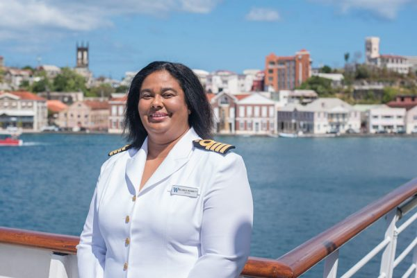 Belinda Bennett, World's First Black Woman Cruise Ship Captain