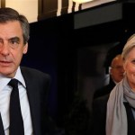 François Fillon and his wife
