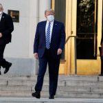 President Trump To Leave Hospital