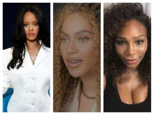Rihanna, Beyonce, And Serena Williams Make Forbes Richest ...