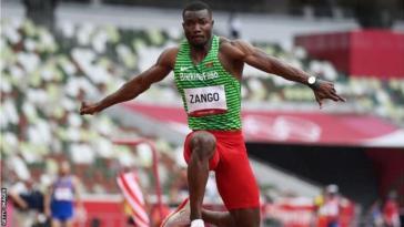 Tokyo 2020: Hugues Zango Wins Burkina Faso's First-Ever Olympic Medal