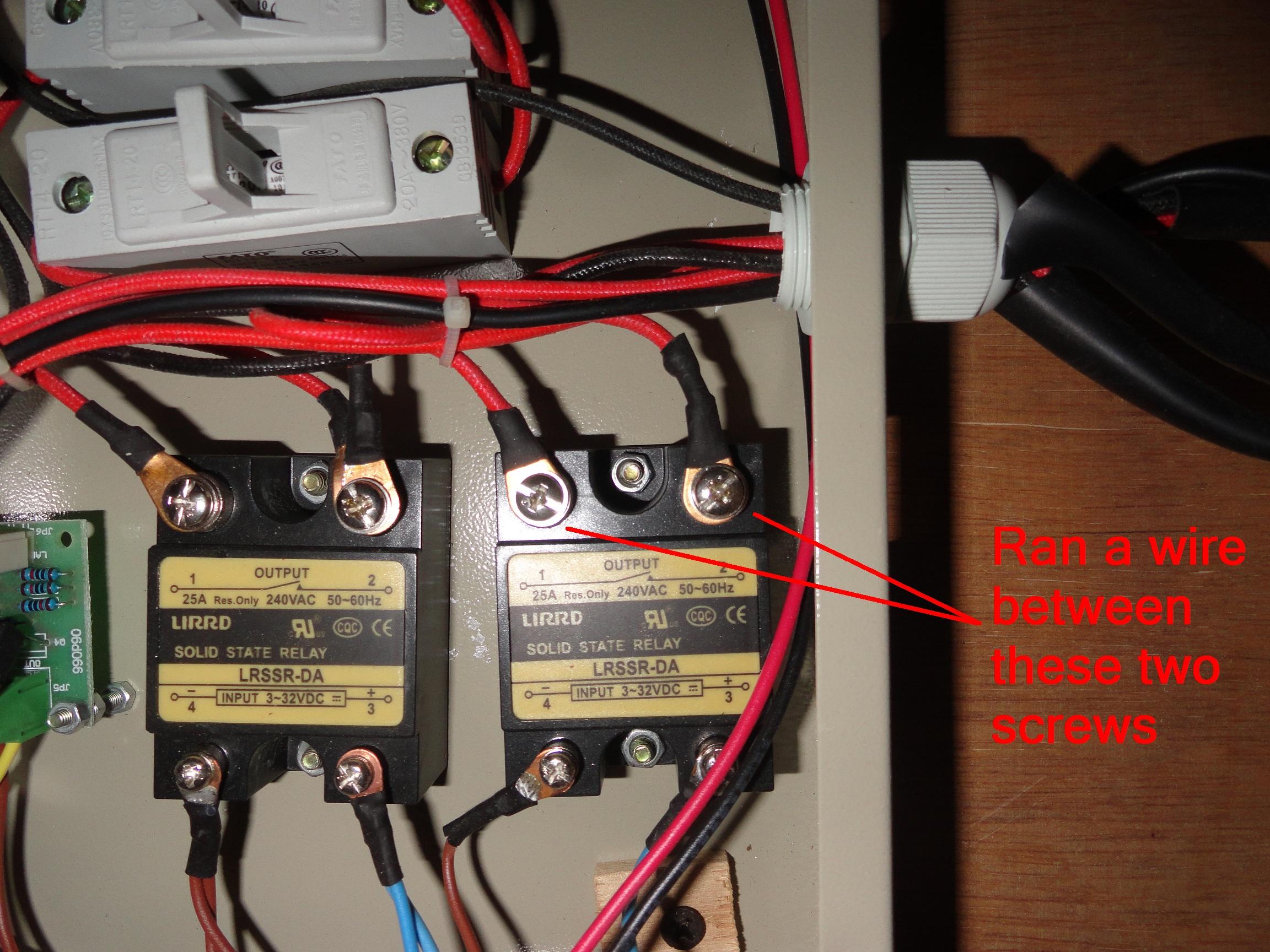 solid state relay wiring diagram window ac fan motor howandsometimeswhy