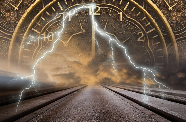 Possible Time Travel Possible Proof