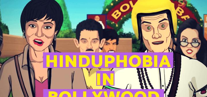 Bollywood Hinduphobia
