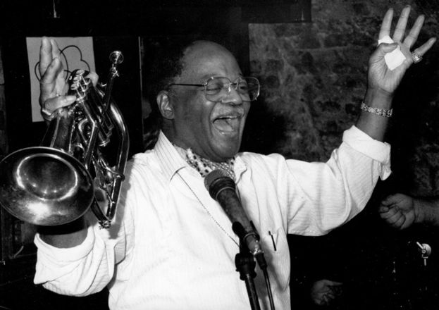 Clark Terry at Jazz Land