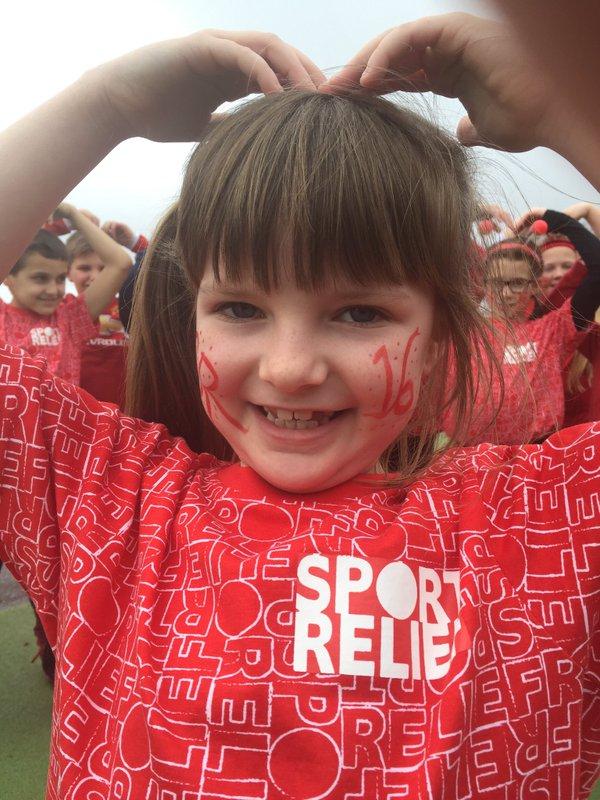 Sport relief 2016