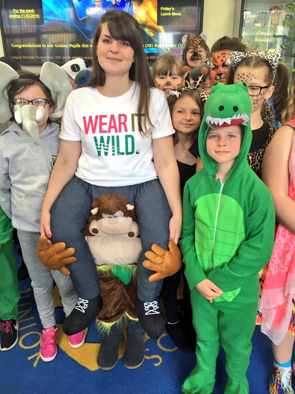 Wear it wild day 2016