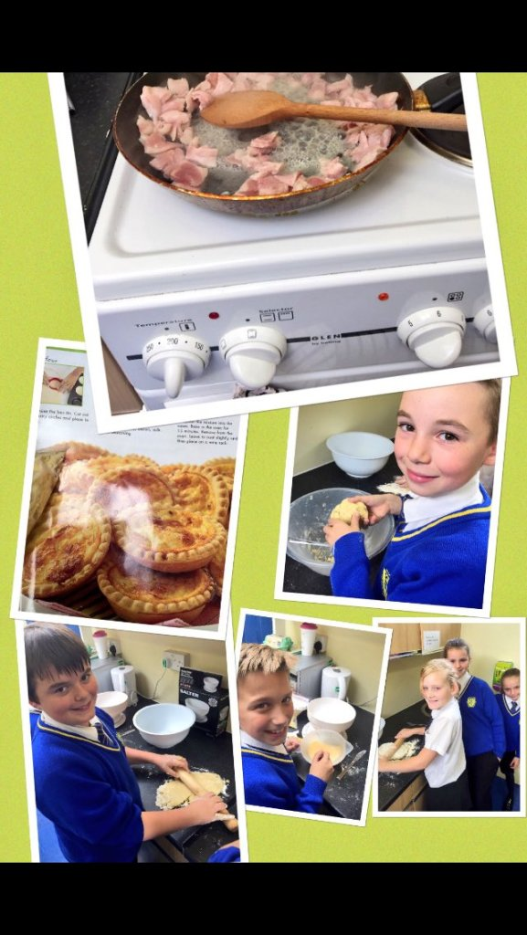 Cooking Club Gallery