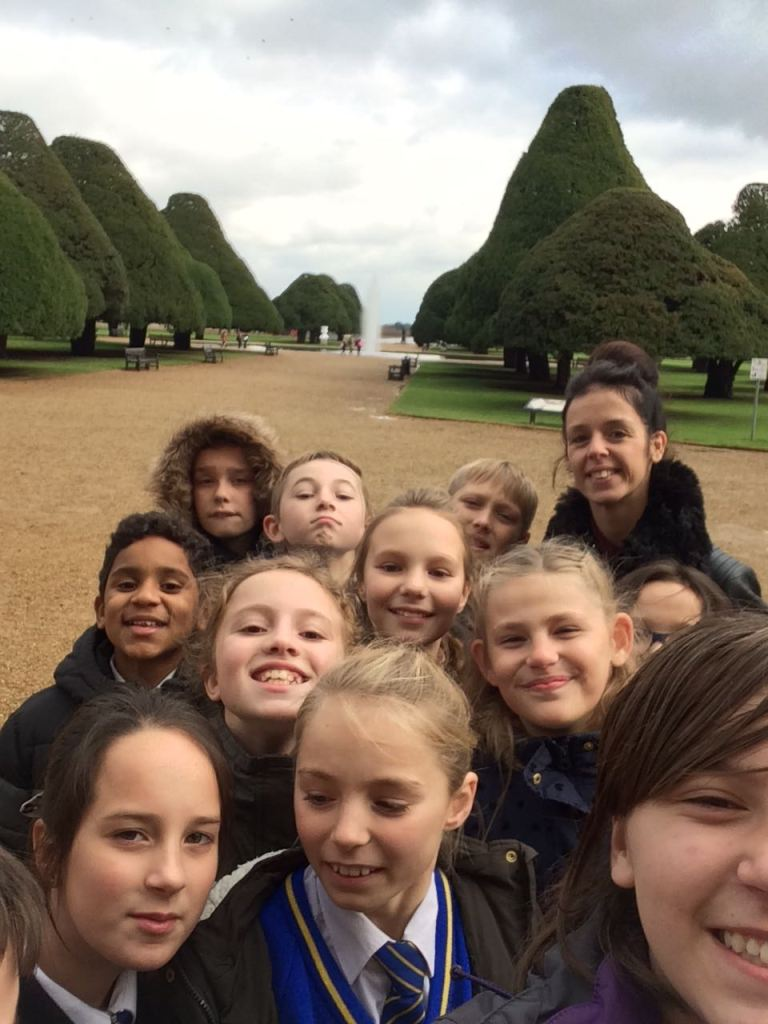 Hampton Court Palace 2016