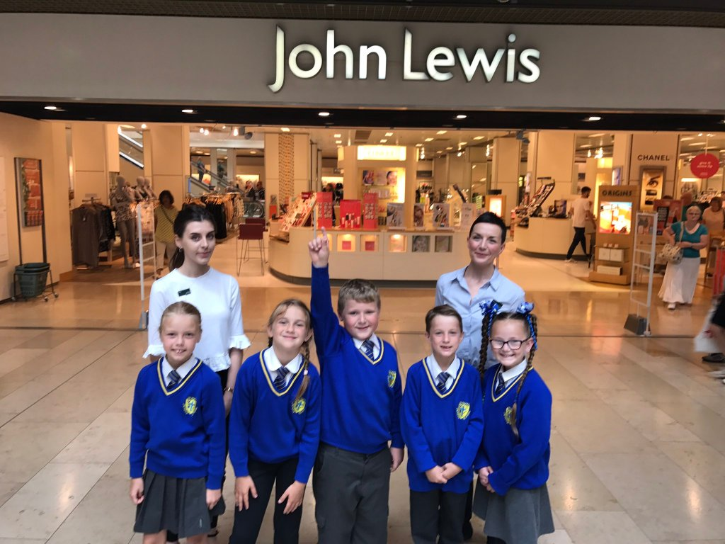 John Lewis - Someone Special
