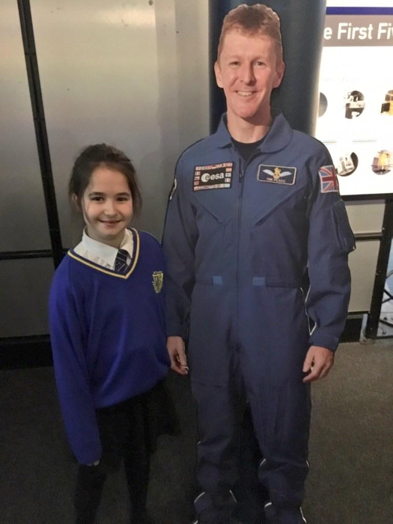 National Space Centre Visit