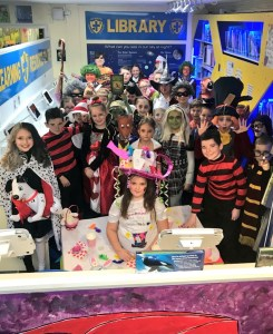 World Book Day has a happy ending at Howard