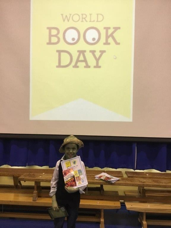 World Book Day 2018