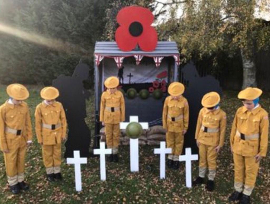 Remembrance Service - ITV Anglia