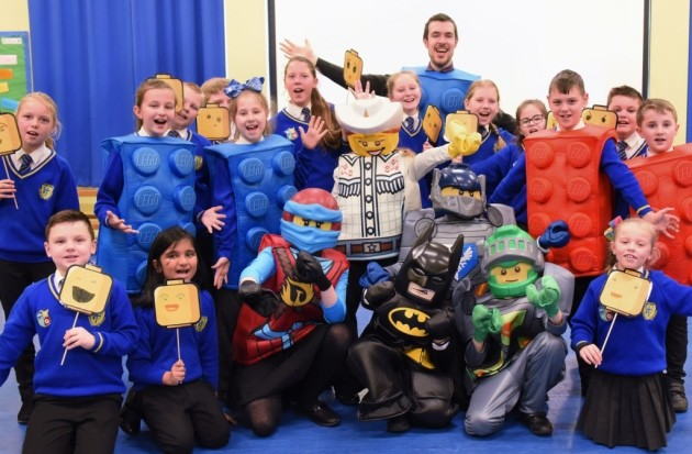 See inside Norfolk's first LEGO classroom