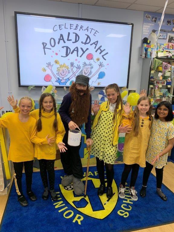 Roald Dahl Day 2019