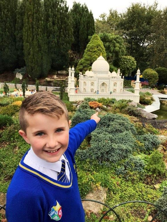 Howard offered VIP trip to Legoland