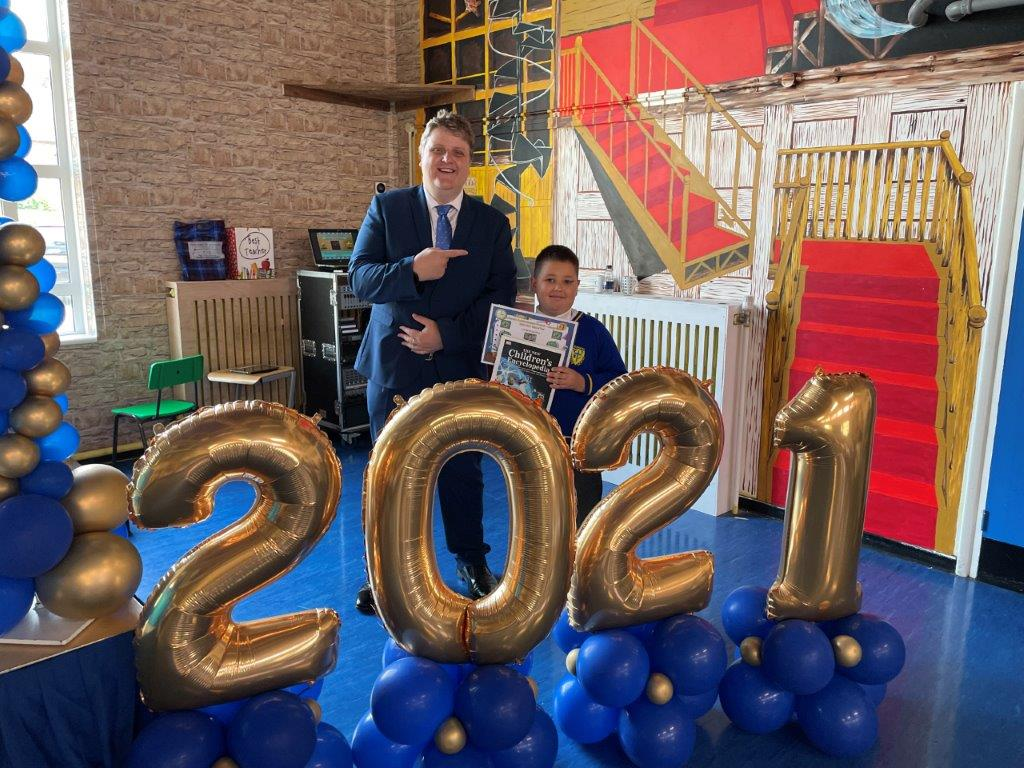 Golden Golden Assembly - Summer 2021