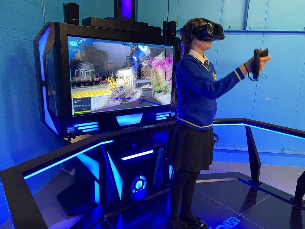 Virtuam - Virtual Reality Trip