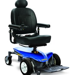 Jazzy Power Chair Battery Life Glider And Ottoman Electric Rental 40 Day Howard Medical