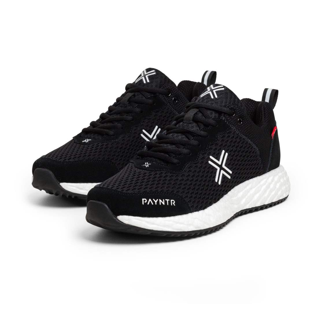 PAYNTR Bodyline 412 Black Trainers