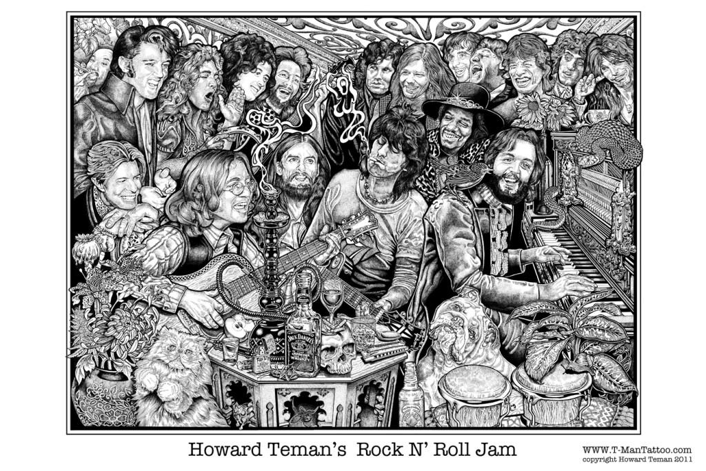 Rock N'Roll Jam