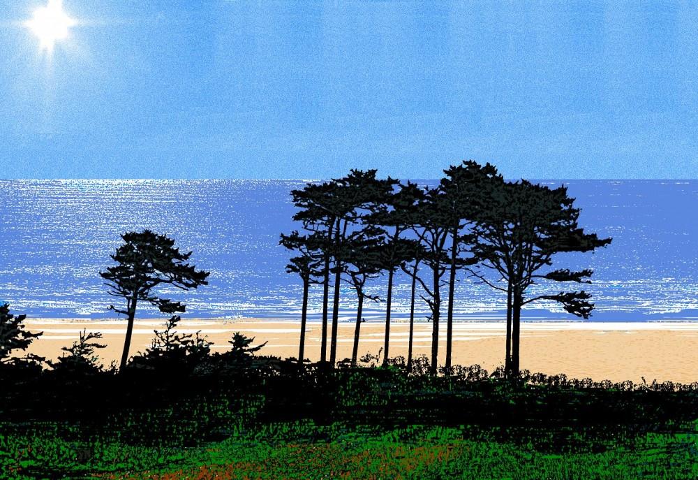 Norfolk Artwork Artwork By Howard Temperley