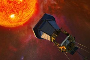 The Parker Solar Probe (Howard Tutoring Blog - Supplemental - The Parker Solar Probe)