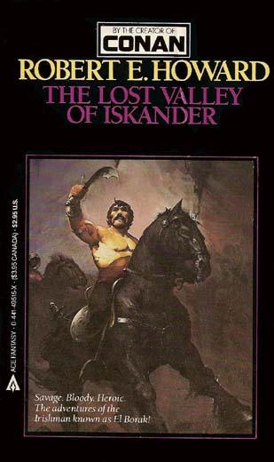 Lost Valley of Iskander
