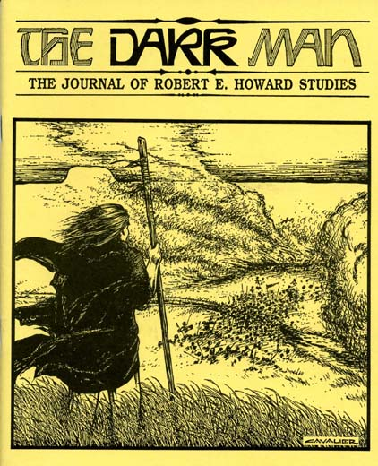 The Dark Man #1