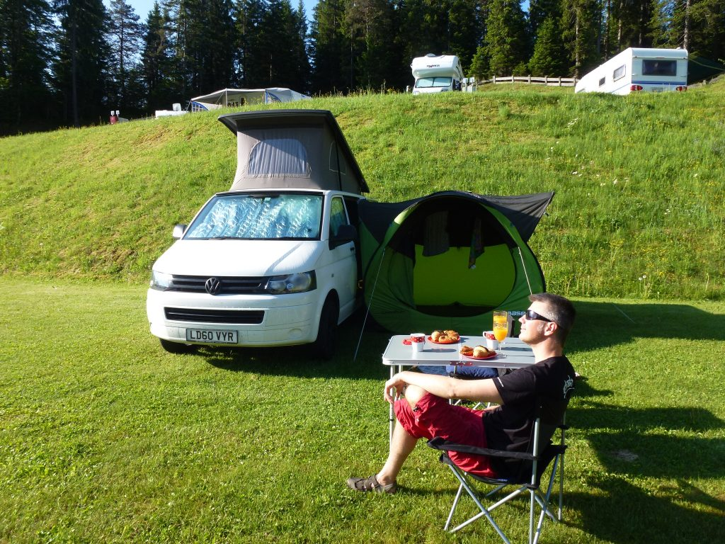 Campervan costs might be less than you think!