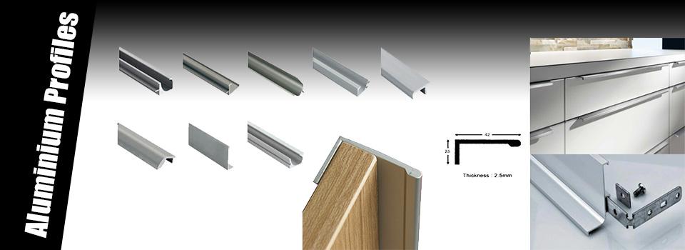 Aluminium-Profiles