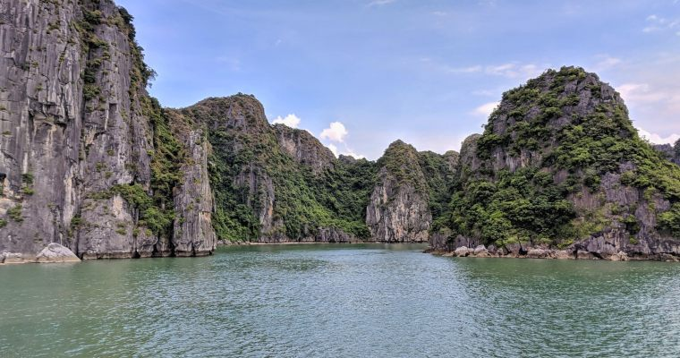 Vegan Friendly Cruise on Halong Bay