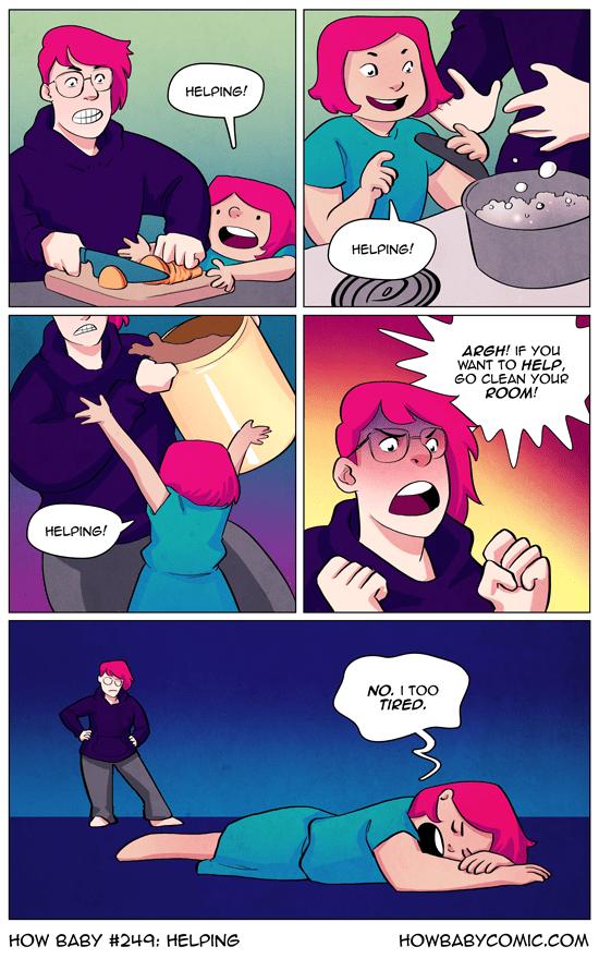 #249: Helping