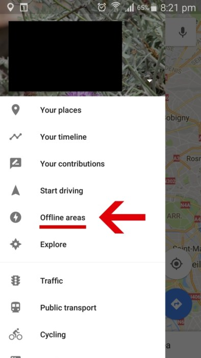 How to Use Google Maps Without WIFI Or Roaming