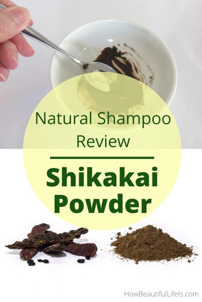 Natural Shampoo Review: Shikakai Powder Shampoo