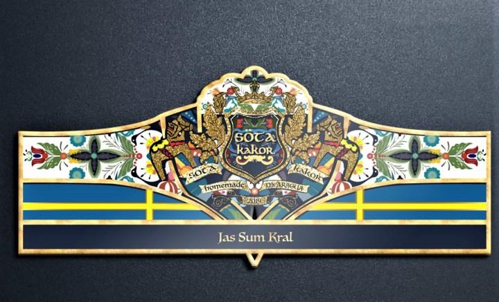 HBTC News: JSK Announces New Cigar for Sweden